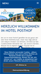 Mobile Preview of hotelposthof.at